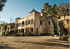 Exterior at Kenwood Inn, luxury hotel in Napa & Sonoma Valley