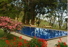 The Pool at Tea Trail Bungalows, luxury hotel in Sri Lanka