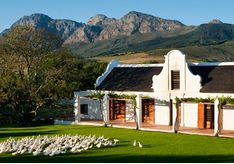 Babylonstoren, luxury hotel in South Africa
