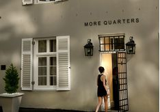 More Quarters, luxury hotel in Cape Town, South Africa