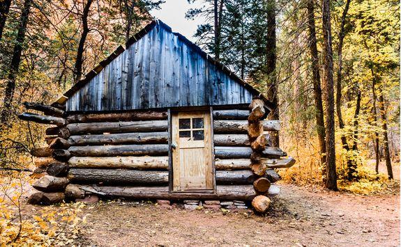 Zion cabin