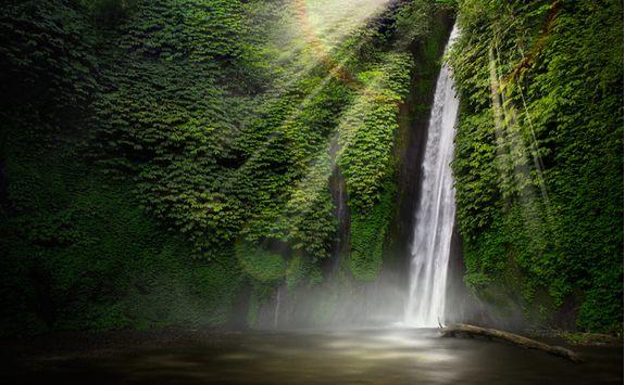 monduk waterfall