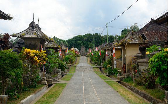 bali aga village