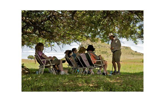 Isandlwana Tour at Fugitives Drift