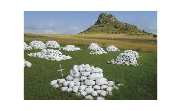 Graves of Isandlwana