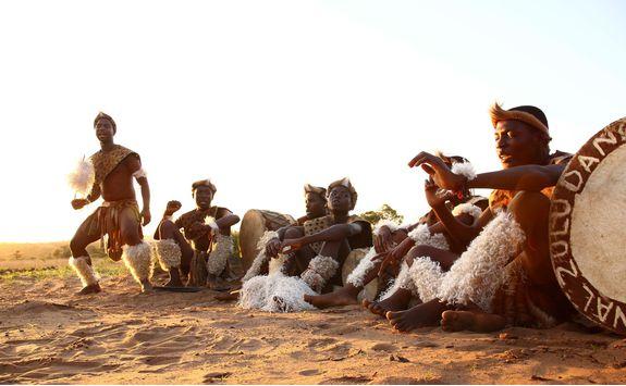 Zulu locals, &Beyond Phinda Lodge