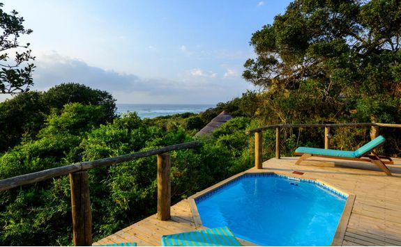 Deluxe Ocean Pool Villa, Thonga Beach Lodge