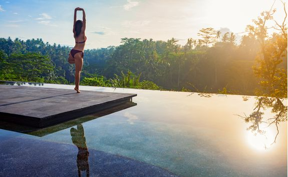 Yoga in Indonesia