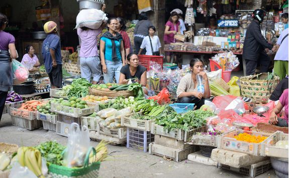 local market ubud