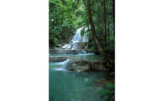 amanwana waterfall