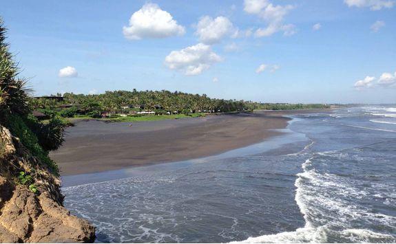 Bali peninsula
