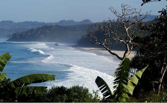 Nihiwatu beach sumba island