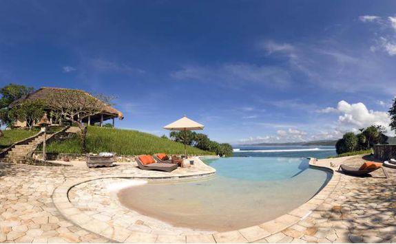 nihiwatu private pool