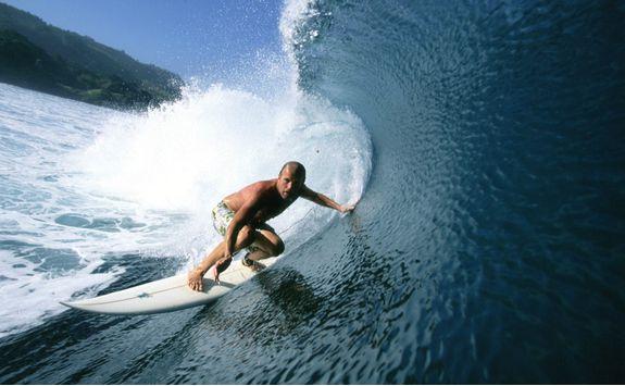 Nihiwatu surfing