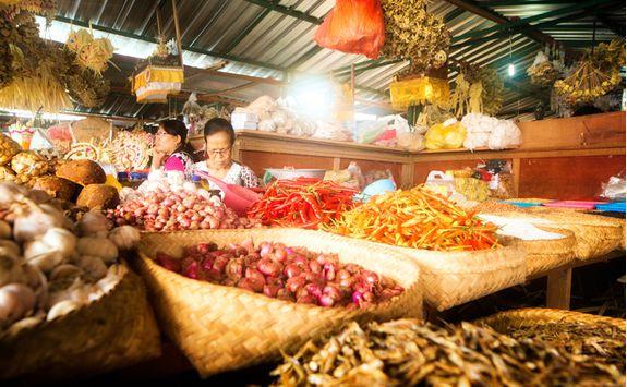 bali food market