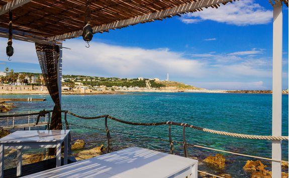 Puglia Beach Restaurant