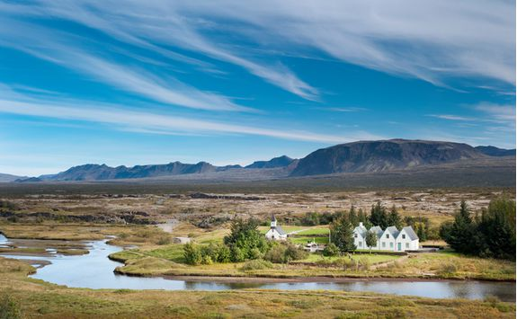 Ingvellir National Park