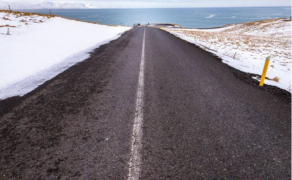An Icelandic Road