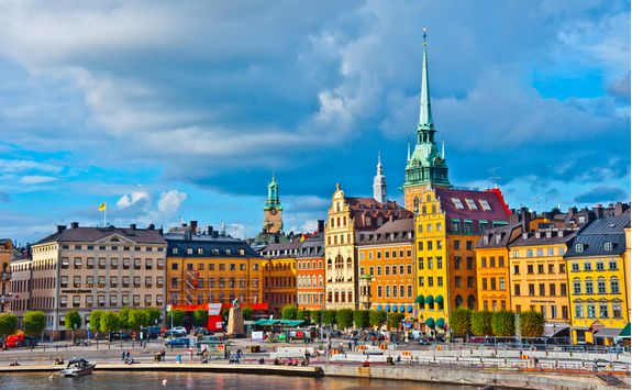 Architecture in Stockholm