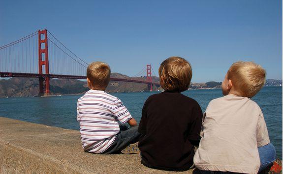 Kiddie Tourists