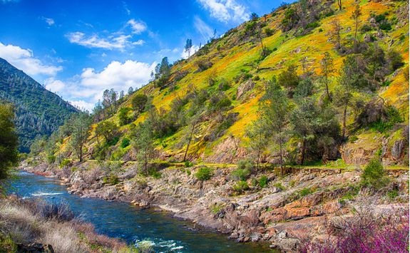 Merced River Canyon