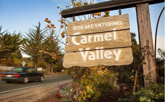 Carmel Valley Sign