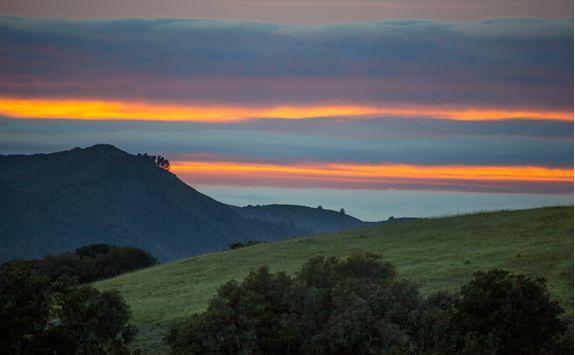Carmel Valley Sunset