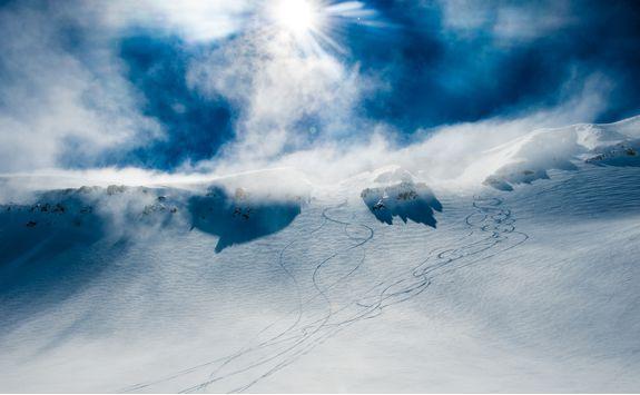deplar farm ski trails
