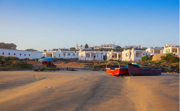 paternoster beach boat