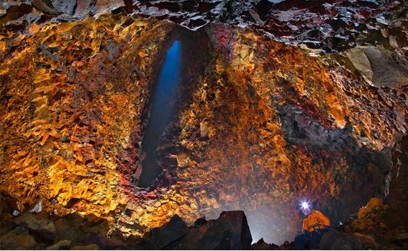 Image of Volcano Cave