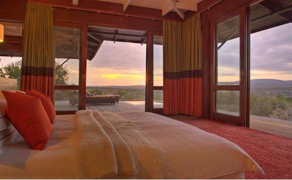 A bedroom at Ecca Lodge