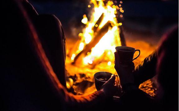 Campfire, Tanzania