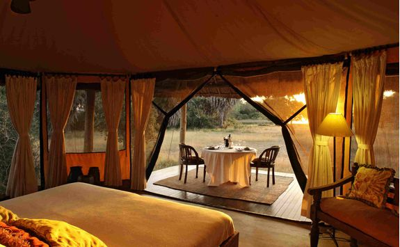 Tents, Siwandu