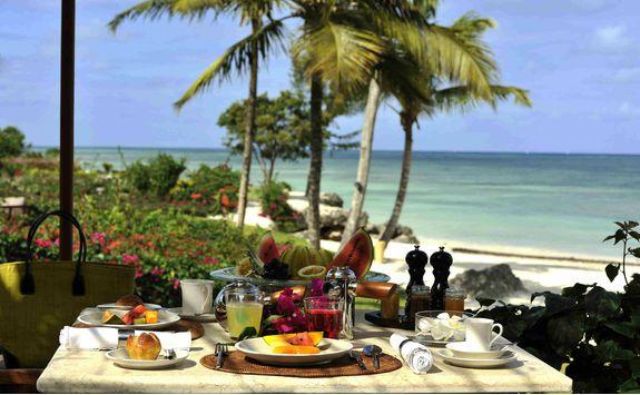 Breakfast, Zanzibar