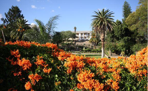 parliament building windhoek