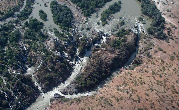 Epupu Falls, Namibia
