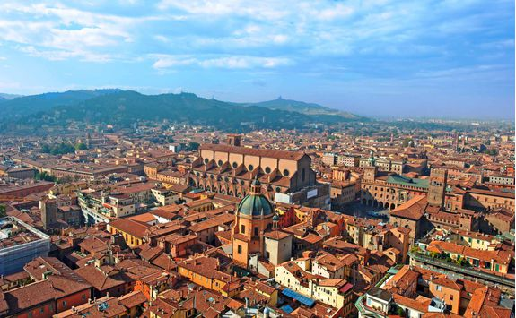 View of Bologna