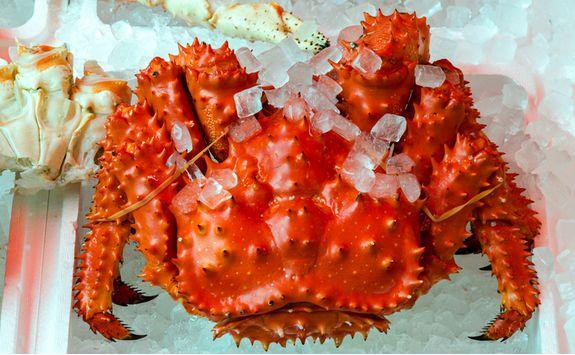 Otaru crab