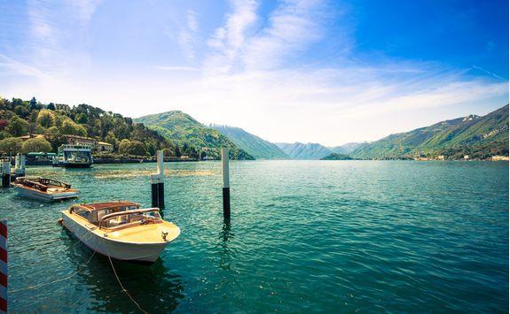 como boat