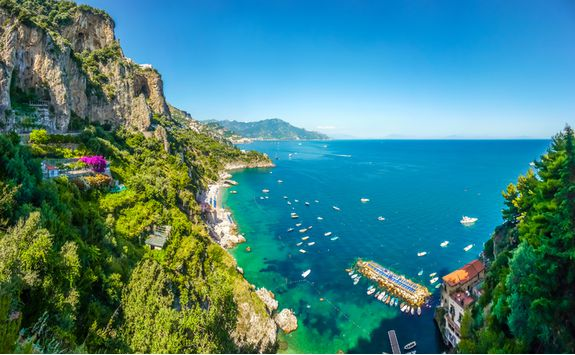 amalfi sea