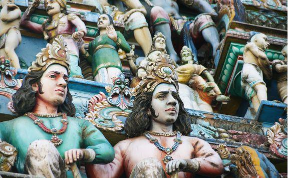 Chennai Kapaleeshwar Temple