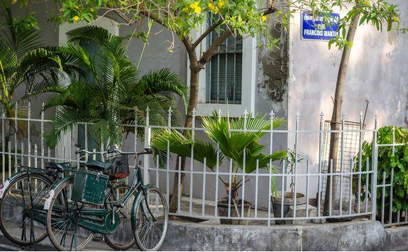 Pondicherry bicycles