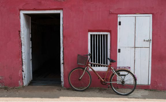 Cycling in Cochin