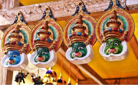 Temple, Cochin