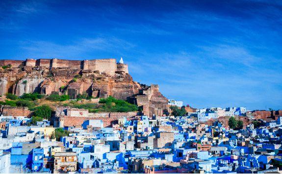 Jodhpur and fort
