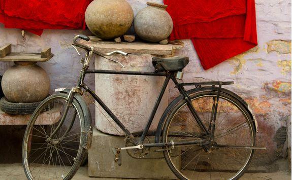 Udaipur cycle tour bike