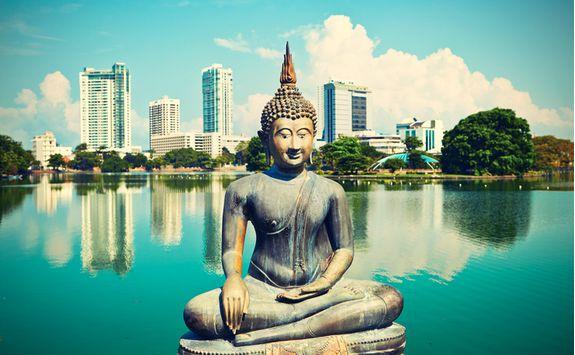 Colombo, Buddha