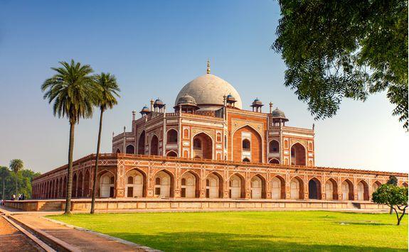 Humayun Tomb in Delhi
