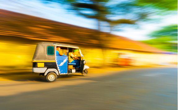 cochin rickshaw