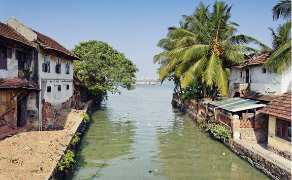 cochin waterfront